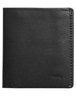 BLACK MENS ACCESSORIES BELLROY WALLETS - WNSBBLK