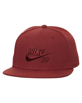 DARK TEAM RED MENS ACCESSORIES NIKE HEADWEAR - 628683620