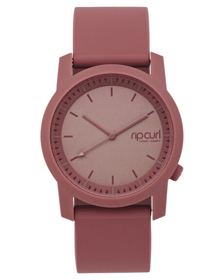 DUSTY ROSE WOMENS ACCESSORIES RIP CURL WATCHES - A2966G0577