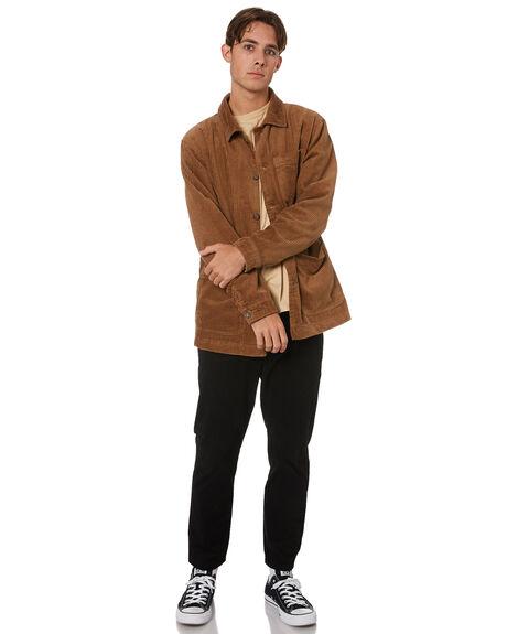 MUSHROOM MENS CLOTHING SWELL JACKETS - S5203383MUSH