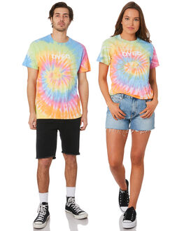 MULTI MENS CLOTHING DYED TEES - DY1002STTIDYE