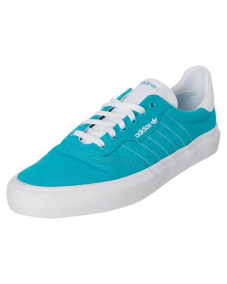 HI RES AQUA WOMENS FOOTWEAR ADIDAS SNEAKERS - SSEE6089AQUAW