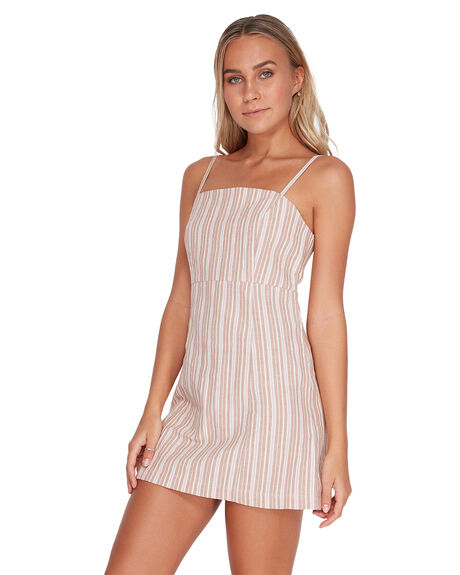 CORK WOMENS CLOTHING BILLABONG DRESSES - BB-6595476-C9K