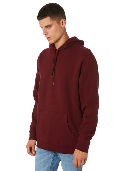 BURGUNDY MENS CLOTHING AS COLOUR JUMPERS - 5102BURG