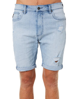 WASHED BLUE MENS CLOTHING BILLABONG SHORTS - 9582708WBLU