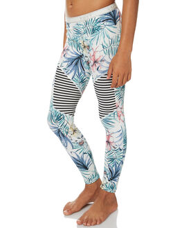 BELHARRA FLOWER SURF WETSUITS ROXY WETSUIT BOTTOMS - ERGNP03021WBT6