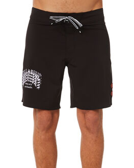 BLACK MENS CLOTHING BILLABONG BOARDSHORTS - 9582411BLK