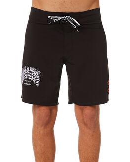 BLACK MENS CLOTHING BILLABONG BOARDSHORTS - 9582411BLK