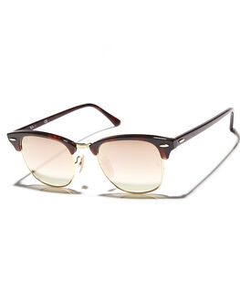 SHINY REDHAVANA MENS ACCESSORIES RAY-BAN SUNGLASSES - 0RB30169907O