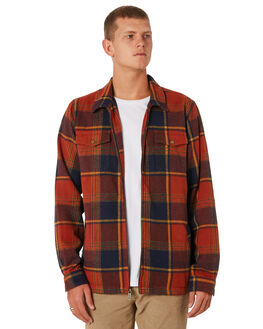 BURNT ORANGE MENS CLOTHING O'NEILL JACKETS - HO8102109BOR