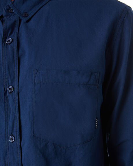 NAVY OUTLET MENS SWELL SHIRTS - S5193173NAVY
