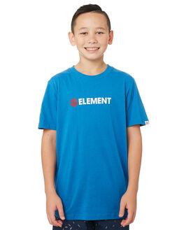 WASHED BLUE KIDS BOYS ELEMENT TOPS - 383001WBLU