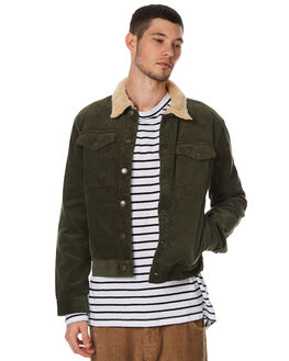 FATIGUE MENS CLOTHING THE CRITICAL SLIDE SOCIETY JACKETS - WSJ1702FAT