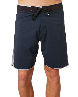 WASHED BLACK MENS CLOTHING RIP CURL BOARDSHORTS - CBOAD98264