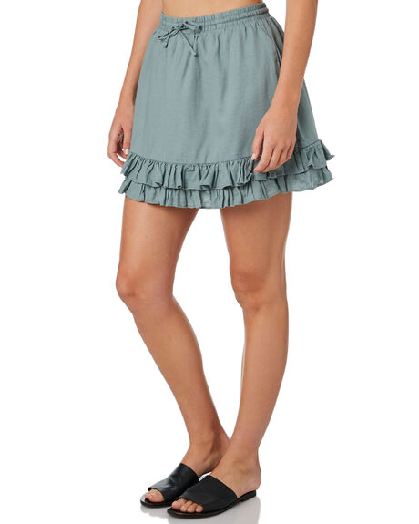 PISTACHIO WOMENS CLOTHING SASS SKIRTS - 12576SWSSPIST