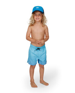 BLUE KIDS BOYS BILLABONG BOARDSHORTS - BB-7591401-BLU