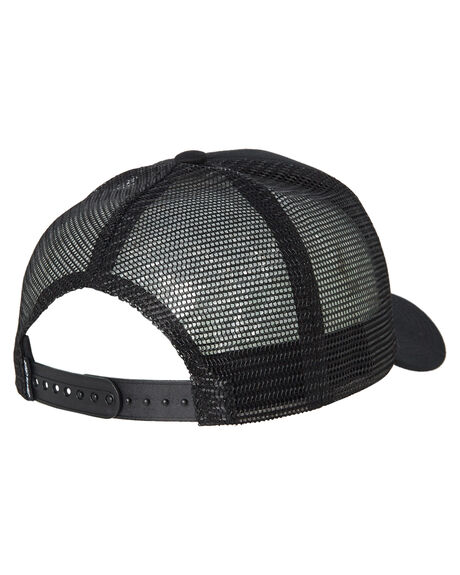 BLACK KIDS BOYS SANTA CRUZ HEADWEAR - SC-YCA9172BLK