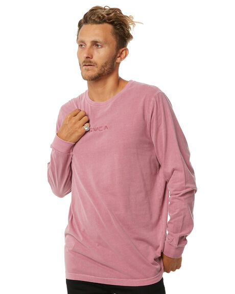 ROSE MENS CLOTHING RVCA TEES - R183099ROSE