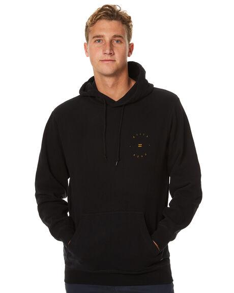 BLACK MENS CLOTHING BILLABONG JUMPERS - 9575657XBLK
