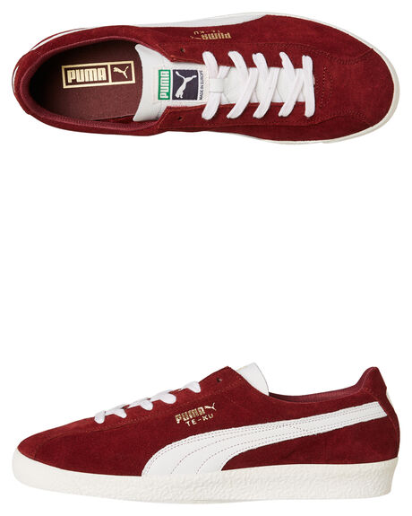 POMEGRANATE MENS FOOTWEAR PUMA SNEAKERS - 36667902PGRNT