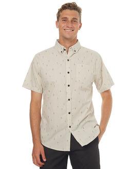 WOOL MENS CLOTHING KATIN SHIRTS - WVTIMF17WOOL
