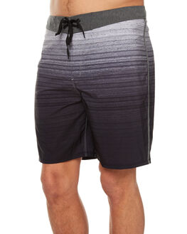 BLACK MENS CLOTHING HURLEY BOARDSHORTS - AMBSPLAG00A