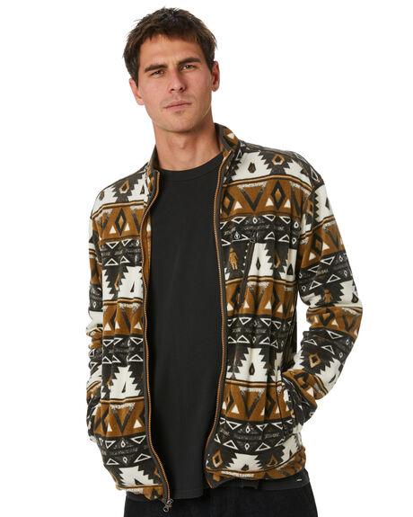 PRINT MENS CLOTHING VOLCOM JACKETS - A4832008PRT