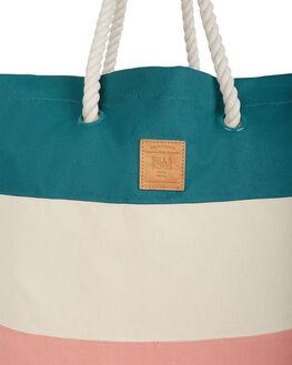 DEEP JADE WOMENS ACCESSORIES BILLABONG BAGS + BACKPACKS - BB-6691106-DPJ