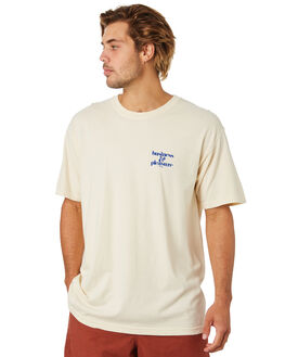 ANTIQUE WHITE MENS CLOTHING BUSINESS AND PLEASURE CO TEES - BPS-BPC-ANT-WHT