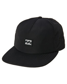 BLACK MENS ACCESSORIES BILLABONG HEADWEAR - 9692320ABLK