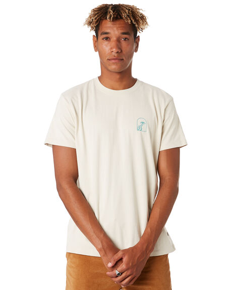WOOL OUTLET MENS KATIN TEES - TSESC05WOOL