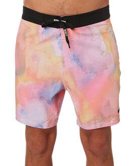 ORANGE MENS CLOTHING MISFIT BOARDSHORTS - MT092605ORA