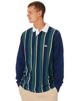 BOTTLE MENS CLOTHING STUSSY SHIRTS - ST091113BOT