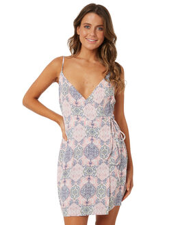 ROSE QUARTZ WOMENS CLOTHING BILLABONG DRESSES - 6571475RSQRT