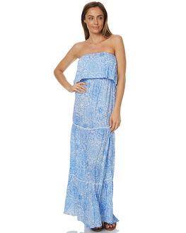 ULTRAMARINE WOMENS CLOTHING RUSTY DRESSES - DRL0864ULM
