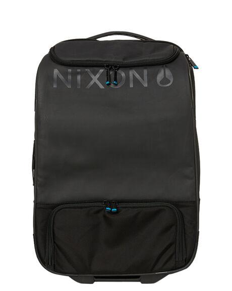 BLACK MENS ACCESSORIES NIXON BAGS + BACKPACKS - C2787000