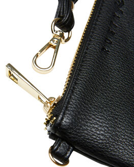 BLACK WOMENS ACCESSORIES RUSTY PURSES + WALLETS - WAL0801BLK