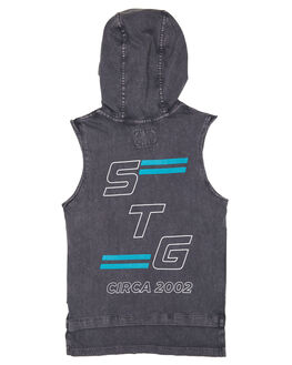 GREY KIDS TODDLER BOYS ST GOLIATH TOPS - 2820001GRY