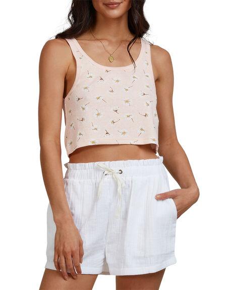 WHITE WOMENS CLOTHING BILLABONG SHORTS - 6513347-WHT