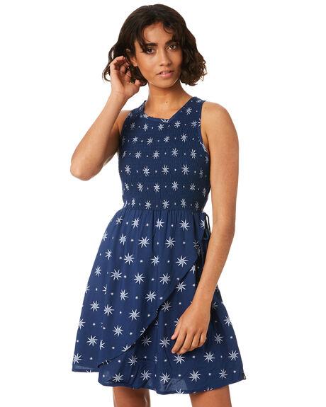 VINTAGE NAVY WOMENS CLOTHING VOLCOM DRESSES - B1341877VNY