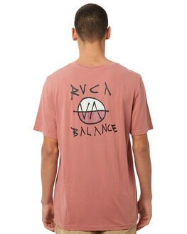 CHAI MENS CLOTHING RVCA TEES - R181056CHAI