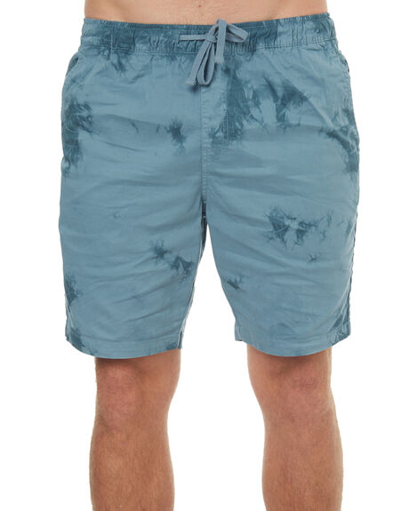 OVERCAST CLOUD OUTLET MENS KATIN BOARDSHORTS - WSPATS17OCLO