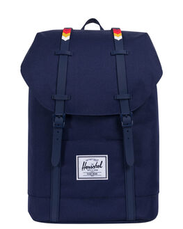 PEACOAT RAINBOW WOMENS ACCESSORIES HERSCHEL SUPPLY CO BAGS - 10066-01867-OSPERA