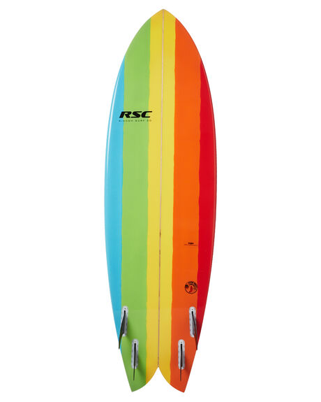 RAINBOW BOARDSPORTS SURF RSC SURFBOARDS SURFBOARDS - CLSSHDRAIN