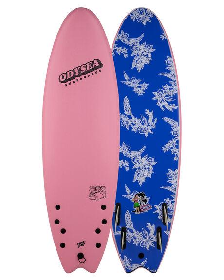 PINK BOARDSPORTS SURF CATCH SURF SOFTBOARDS - ODY60Q-SLPK20