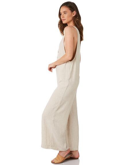 SAND WOMENS CLOTHING RHYTHM PLAYSUITS + OVERALLS - JAN20W-JS04SAND