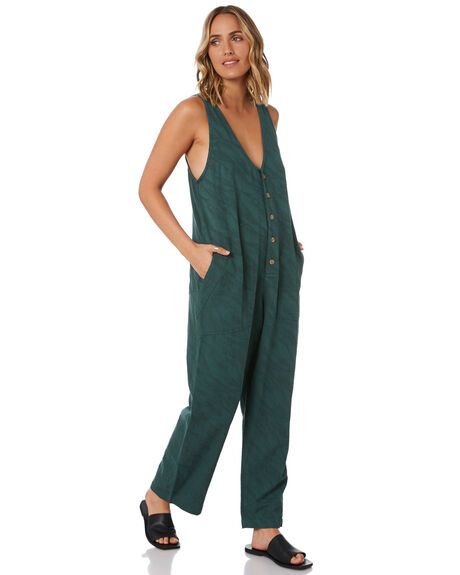 BAYOU WOMENS CLOTHING RUE STIIC PLAYSUITS + OVERALLS - SA-20-25-4-BY-CTBY