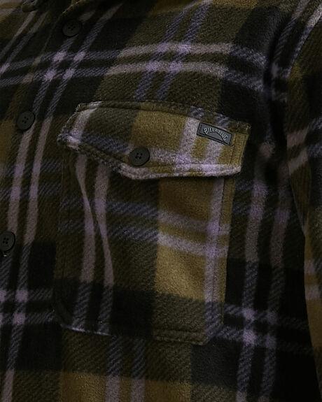 MILITARY MENS CLOTHING BILLABONG SHIRTS - BB-9504207-MIL