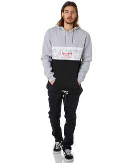 GREY MARLE MENS CLOTHING ST GOLIATH JUMPERS - 4320060GRM