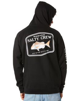 BLACK MENS CLOTHING SALTY CREW JUMPERS - 20335059ABLK